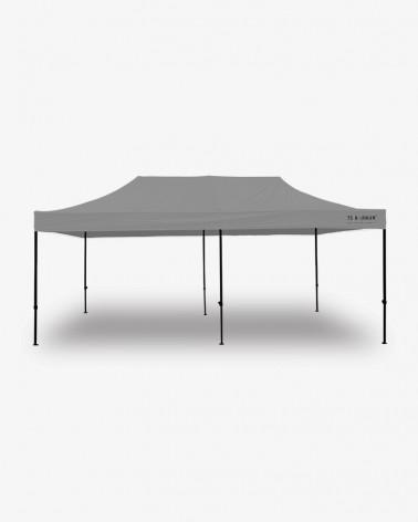 barnum-acier-6m-x-3m-gris-barnum-tonnelle pliante-barnum pas cher