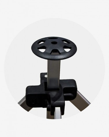 """F"" Jonction mat central (ø 45) pour barnum aluminium 45 2m x 3m vert"