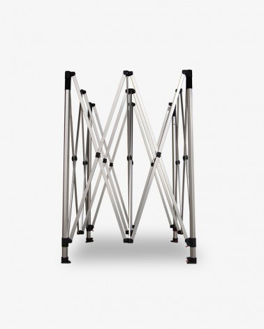 barnum-Stucture-aluminium-section-45-2m-x-3m-havane